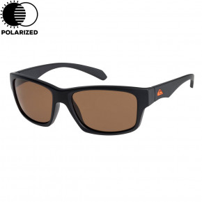 Go to the product Sunglasses Quiksilver Off Road matte black 2018