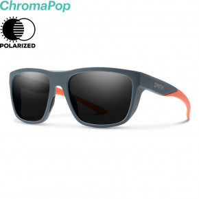 Go to the product Sunglasses Smith Barra matte thunder/safety orange 2019