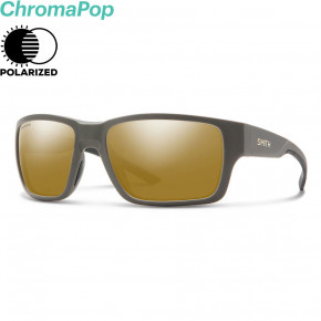 Go to the product Sunglasses Smith Outback matte gravy 2019