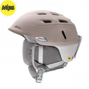 Go to the product Helmet Smith Compass Mips matt tusk vapor 2019/2020