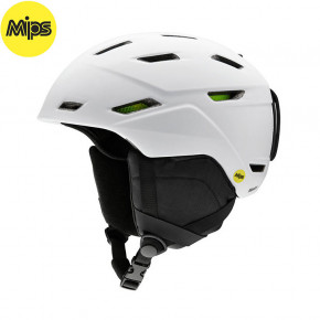 Przejść do produktu Kask Smith Mission Mips matte white 2019/2020