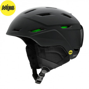 Go to the product Helmet Smith Prospect Jr. Mips matte black 2020/2021