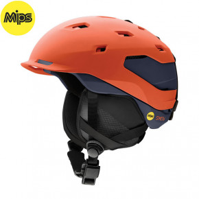 Go to the product Helmet Smith Quantum Mips matte red rock ink 2019/2020