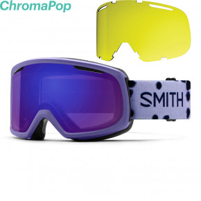 Go to the product Goggles Smith Riot dusty lilac dots 2019/2020