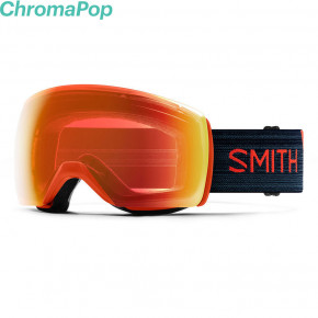 Go to the product Goggles Smith Skyline Xl red rock 2019/2020