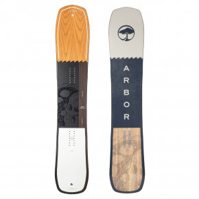 Go to the product Snowboard Arbor Crosscut Camber 2020/2021