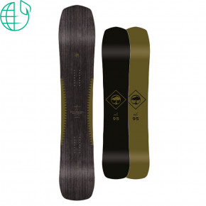 Go to the product Snowboard Arbor Crosscut Camber 2019/2020