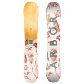 Go to the product Snowboard Arbor Swoon Rocker 2017/2018