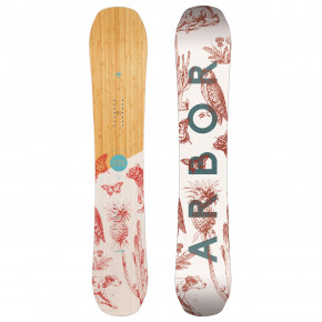 Go to the product Snowboard Arbor Swoon Rocker 2018/2019