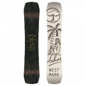 Go to the product Snowboard Arbor Westmark Camber 2018/2019
