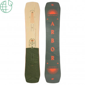 Go to the product Snowboard Arbor Westmark Rocker 2020/2021