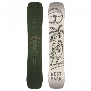 Go to the product Snowboard Arbor Westmark Rocker 2018/2019