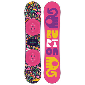 Go to the product Snowboard Burton Chicklet 2018/2019
