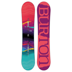 Go to the product Snowboard Burton Feelgood 2017/2018