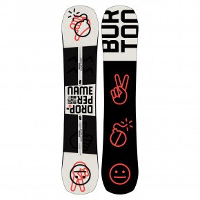 Go to the product Snowboard Burton Name Dropper 2019/2020