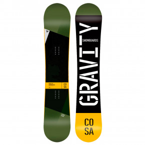 Go to the product Snowboard Gravity Cosa 2019/2020