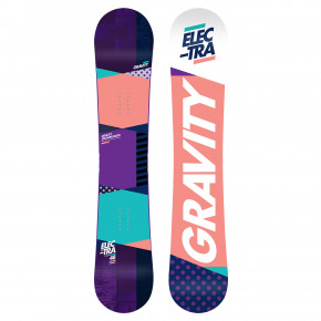 Go to the product Snowboard Gravity Electra 2018/2019