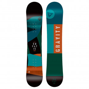 Go to the product Snowboard Gravity Empatic Jr 2019/2020
