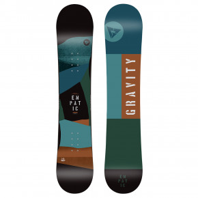 Go to the product Snowboard Gravity Empatic Jr 2020/2021