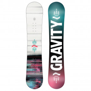 Go to the product Snowboard Gravity Fairy Mini 2020/2021