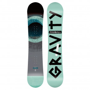 Go to the product Snowboard Gravity Madball 2019/2020