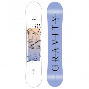 Go to the product Snowboard Gravity Mist 2020/2021