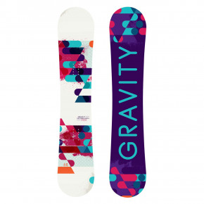 Go to the product Snowboard Gravity Sirene 2017/2018