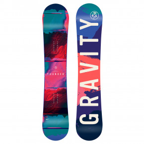 Go to the product Snowboard Gravity Thunder 2018/2019