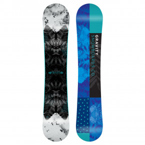 Go to the product Snowboard Gravity Trinity 2018/2019