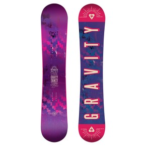 Go to the product Snowboard Gravity Trinity 2017/2018