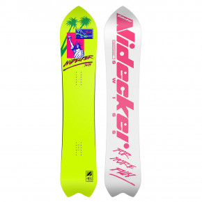 Go to the product Snowboard Nidecker Liberty 2020/2021