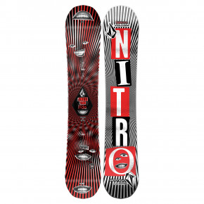 Go to the product Snowboard Nitro Beast X Volcom 2020/2021