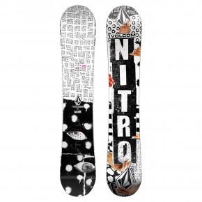 Go to the product Snowboard Nitro Beast X Volcom 2019/2020