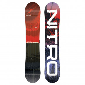 Go to the product Snowboard Nitro Future Team 2018/2019