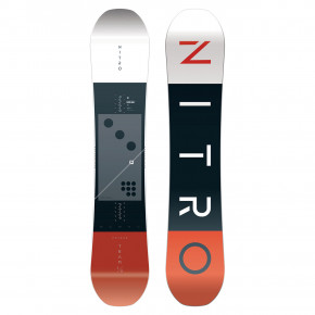 Go to the product Snowboard Nitro Future Team 2019/2020