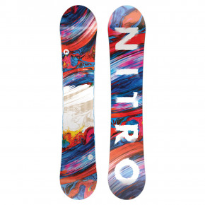 Go to the product Snowboard Nitro Lectra 2019/2020