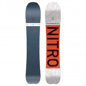 Go to the product Snowboard Nitro Mountain 2019/2020