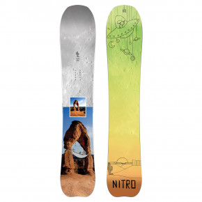 Go to the product Snowboard Nitro Mountain X Grif 2019/2020