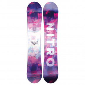 Go to the product Snowboard Nitro Mystique 2020/2021