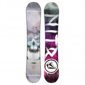 Go to the product Snowboard Nitro Nitro X Volcom 2018/2019