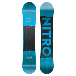 Go to the product Snowboard Nitro Prime Blue 2018/2019