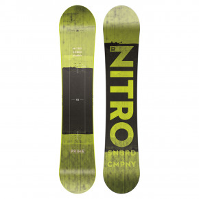 Go to the product Snowboard Nitro Prime Toxic 2018/2019