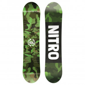 Go to the product Snowboard Nitro Ripper Kids Green 2019/2020