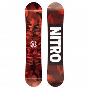 Przejść do produktu Deska Nitro Ripper Kids Red 2019/2020