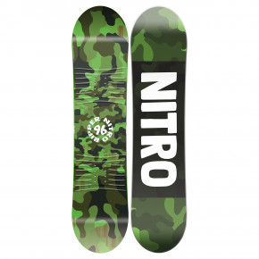 Go to the product Snowboard Nitro Ripper Kids 2020/2021