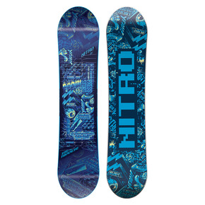 Go to the product Snowboard Nitro Ripper Kids Blue 2017/2018