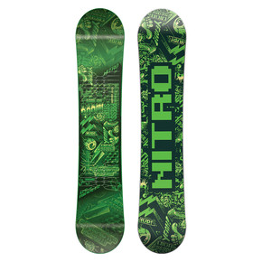 Go to the product Snowboard Nitro Ripper Kids Green 2017/2018