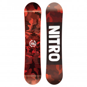 Go to the product Snowboard Nitro Ripper Kids Red 2020/2021