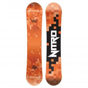 Go to the product Snowboard Nitro Ripper Youth 2018/2019