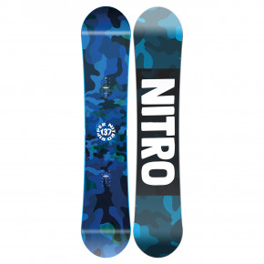 Go to the product Snowboard Nitro Ripper Youth 2020/2021